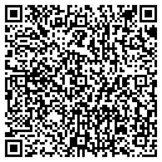 QR-код с контактной информацией организации МАЛЫШ