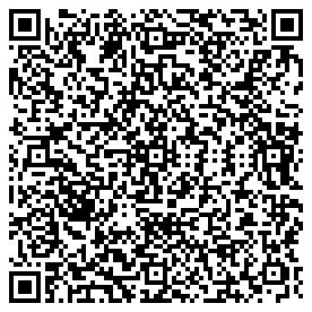 QR-код с контактной информацией организации МОДЕСТ ФИРМА, ГП