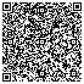 QR-код с контактной информацией организации ФЛОРА КОСМЕТИКА