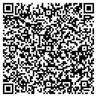 QR-код с контактной информацией организации ПОРТЬЕРНЫЕ ТКАНИ