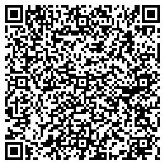 QR-код с контактной информацией организации КРАСНЫЙ