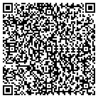 QR-код с контактной информацией организации АЭРОМИР, ООО