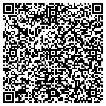 QR-код с контактной информацией организации ООО ЦВЕТЫ ДЛЯ ВАС