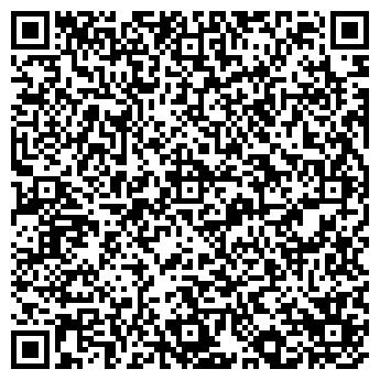 QR-код с контактной информацией организации ГОСТИНИЦА ЭЛЛАДА
