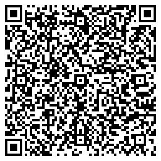 QR-код с контактной информацией организации САЛОН ДВЕРЕЙ