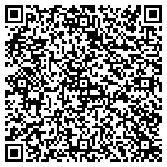 QR-код с контактной информацией организации PAINT BATTLE
