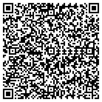QR-код с контактной информацией организации ВУД-МОЛДИНГ, ЗАО