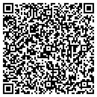 QR-код с контактной информацией организации ДИЗО