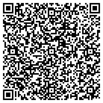 QR-код с контактной информацией организации ПРИОБЬЕ ТОРГОВЫЙ ЦЕНТР