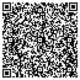 QR-код с контактной информацией организации РУСКЛИМАТ-ОМСК