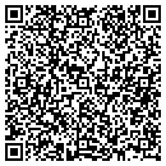 QR-код с контактной информацией организации НОВОЛЕС, ООО