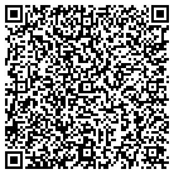 QR-код с контактной информацией организации АВИЦЕННА ФИЛИАЛ № 5