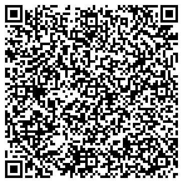 QR-код с контактной информацией организации ВЕТТРАНСПОРТНЫЙ УЧАСТОК ИРКУТСК-ПАССАЖИРСКИЙ