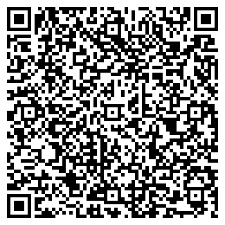 QR-код с контактной информацией организации EVERGREEN