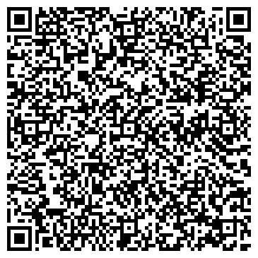 QR-код с контактной информацией организации ИНТЕРЬЕРЫ БУДУЩЕГО, ООО