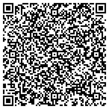 QR-код с контактной информацией организации ПАРИКМАХЕРСКАЯ ПРЕДПРИЯТИЯ АВИАСЕРВИС