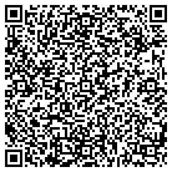 QR-код с контактной информацией организации КАПРИЗ КЛУБ-САЛОН