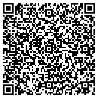 QR-код с контактной информацией организации МОДЕН ЛАЙТ