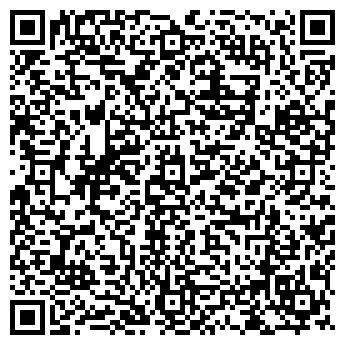 QR-код с контактной информацией организации INDOLA СТУДИЯ ПРИЧЕСКИ