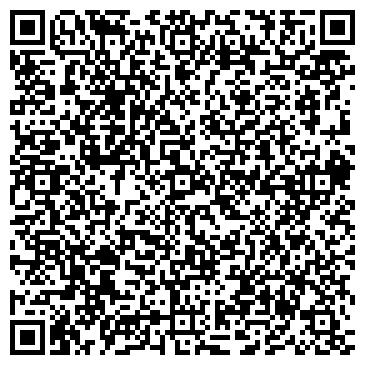 QR-код с контактной информацией организации АЛЛЮР САЛОН ВИЗАЖА
