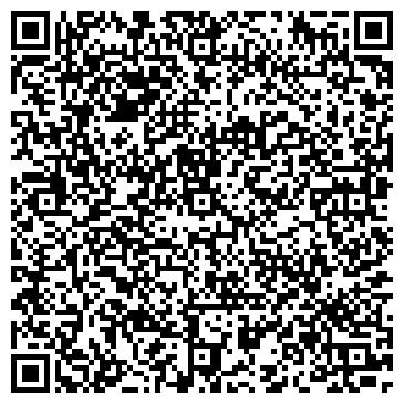 QR-код с контактной информацией организации ЦЕНТР МОДЕЛИРОВАНИЯ ФИРМЫ ВИД