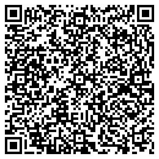 QR-код с контактной информацией организации БАЙС