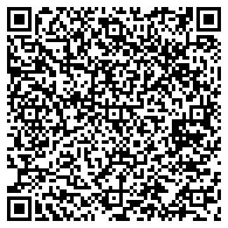 QR-код с контактной информацией организации АВГУСТ-СИБ, ООО