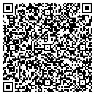 QR-код с контактной информацией организации МЕТИЗ ЧУП