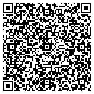 QR-код с контактной информацией организации ТЕПЛЫЙ МИР