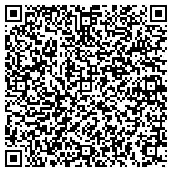 QR-код с контактной информацией организации ПРИХОД ВО ИМЯ ВСЕХ СВЯТЫХ