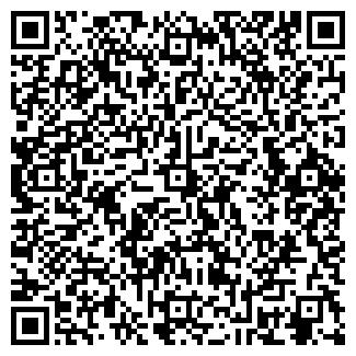 QR-код с контактной информацией организации ВДОАМ