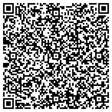 QR-код с контактной информацией организации АЛИСА КОМПЬЮТЕРНАЯ ШКОЛА, ЧП