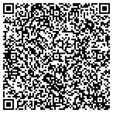 QR-код с контактной информацией организации КУРСЫ ИНОСТРАННЫХ ЯЗЫКОВ ПРИ ИГЛУ