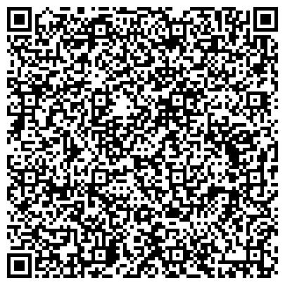 QR-код с контактной информацией организации «Центр обучения и содействия трудоустройству»