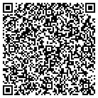 QR-код с контактной информацией организации ПЛАНЕТА СТВ НОУ