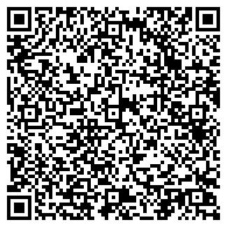 QR-код с контактной информацией организации ANGEL НОУДО