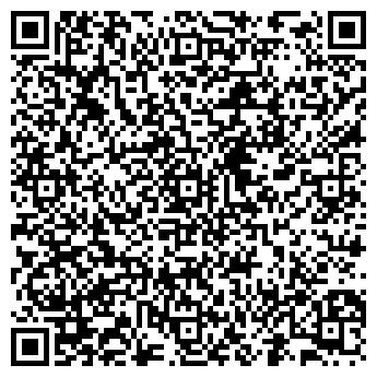 QR-код с контактной информацией организации АВТОБУСНЫЙ ПАРК 1 РУДАП