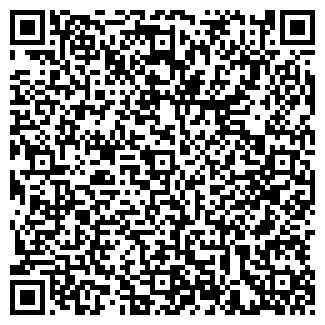 QR-код с контактной информацией организации ЧОК