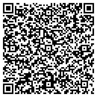 QR-код с контактной информацией организации ФОНД ЧЕРНОБЫЛЬ