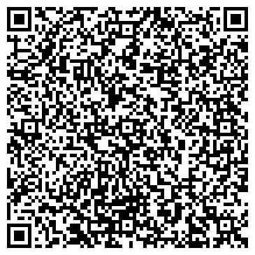QR-код с контактной информацией организации ДОМ ДЕТСКОГО ТВОРЧЕСТВА № 5 ГОУ ДОД