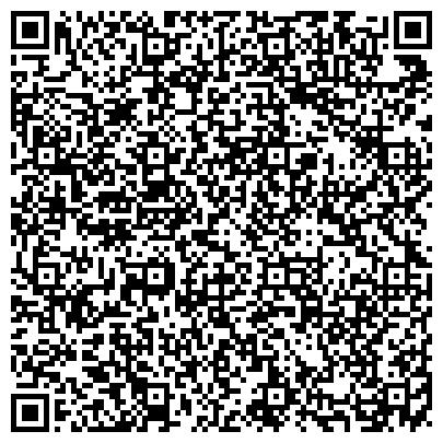 QR-код с контактной информацией организации ИРКУТСКИЙ ОБЛАСТНОЙ ЦЕНТР ДЕТСКОГО И ЮНОШЕСКОГО ТУРИЗМА И КРАЕВЕДЕНИЯ