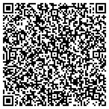 QR-код с контактной информацией организации МЕЖДУНАРОДНЫЙ КЛУБ ДРУЖБЫ ШКОЛЬНИКОВ