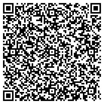 QR-код с контактной информацией организации АЯКС-СУПЕРМАРКЕТ
