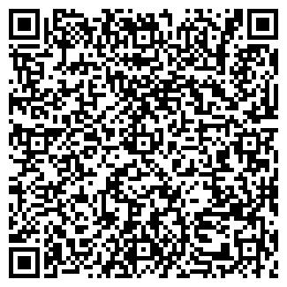 QR-код с контактной информацией организации БАЗА АО КЕДР