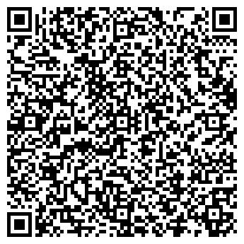QR-код с контактной информацией организации ИРКУТСКПИЩЕПРОМ, ЗАО