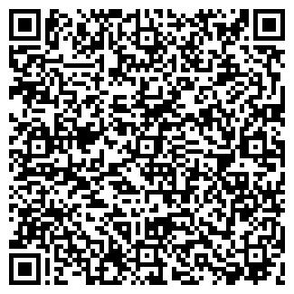 QR-код с контактной информацией организации ГАУСС, ООО