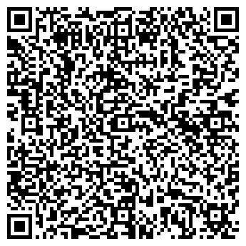 QR-код с контактной информацией организации СИБРОН РЦСИ, ЗАО