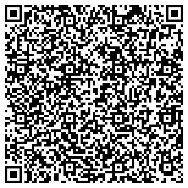 QR-код с контактной информацией организации Детская библиотека им. А. С. Пушкина ЦБС г. Иркутска