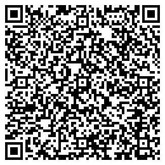 QR-код с контактной информацией организации БИБЛИОТЕКА № 12