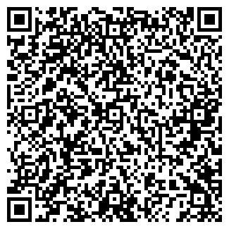 QR-код с контактной информацией организации БИБЛИОТЕКА ИГЭА